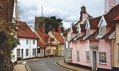Suffolk holiday cottage stay is like stepping into a picture postcard of idyllic England - Mirror Online Suffolk Cottage, Suffolk Coast, Moving To England, Lets Move, Liverpool Street, British Countryside, Picture Postcards, England And Scotland, City Living