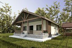 Casa Parter - Proiecte Case