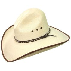 a42dc39a2df Lone Star Old West Gus Crown Bound Edge Palm Hat
