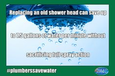 Did you know your plumber can help keep your home green? #plumberssavewater #watersaving #shower #Pimlico #Plumbers #Lambeth