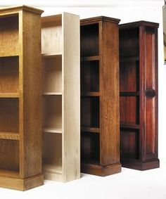 Bookcase Plans | Woodworking