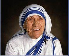Mother Teresa a Roman Catholic nun
