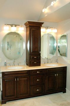 BKC Kitchen And Bath Master Bath Remodel: Crystal Cabinet Works, Country  French Square Door