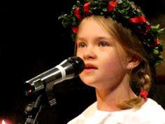 St. Lucia at Storkyrkan, Dec.11th, 2009- Stockholm, Sweden - YouTube