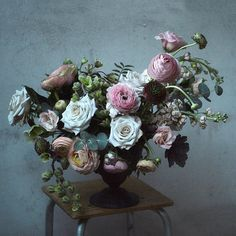 Tin Can Studios is a floral design firm in Red Hook, Brooklyn. We design tasteful flower arrangements for special events and weddings while reducing waste.