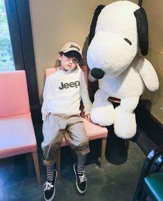 Cute Asian Babies, Korean Babies, Asian Kids, Cute Babies, Toddler Boy Fashion, Kids Fashion, Toddler Boys, Kids Boys, Baby Kids