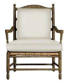 Currey and Company Avignon Custom Upholstery Chair 7006