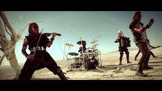 TURISAS - Stand Up And Fight (OFFICIAL VIDEO)