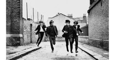 A Hard Day's Night Movie Review