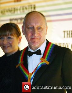Pete Townshend of The Who. the 31st annual Kennedy Center Honors - arrivals. at the Kennedy Centre. Washington DC, USA - 07.12.08