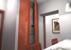 Arredamento ciliegio ~ Mobili color ciliegio e pareti sabbia home sweet home