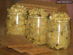 Pyszna pasta rybna - Przepisy kulinarne - Sprawdzone i smaczne