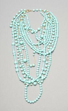 AMRITA SINGH - Erivor Necklace. by olive