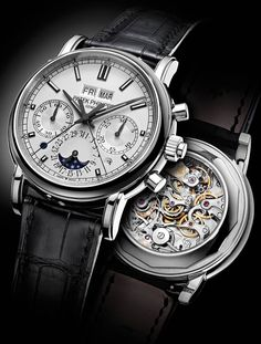 Overall, the 5204 is an astounding new addition to the Patek Philippe lineup. It maintains the iconic Patek perpetual calendar split-second chronograph DNA while using cutting-edge watchmaking techniques to make the new iteration even more technically impressive than the last. For a highly complicated watch in a 40mm case, the dial is clean, easy to read, and just flat out beautiful.