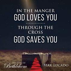 Max Lucado Christmas.68 Best Because Of Bethlehem Images In 2019 Max Lucado