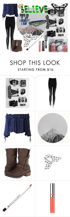 """Merritt- 3"" by madabby1 ❤ liked on Polyvore featuring Boohoo, Dsquared2, Penny Loves Kenny, Namrata Joshipura, Obsessive Compulsive Cosmetics, Chantecaille and Bobbi Brown Cosmetics"