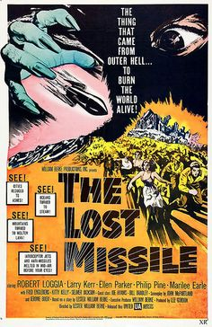 "1957 ... ""The Lost Missile"" 