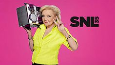 Betty White. I hope i am that amazing at her age!!