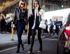 Stella Maxwell & Taylor Marie Hill #sunglasses #shades