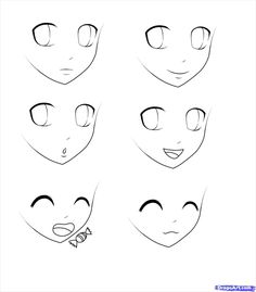 Drawing anime mouths how to draw a anime mouth anime mouth drawing a Anime Lips, Manga Anime, Manga Eyes, Anime Art, Mouth Drawing Easy, Anime Mouth Drawing, Nose Drawing, Drawing Faces, How To Draw Nose