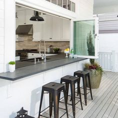I love this outdoor bar concept! #architecture #building #transitional #architexture #farmhouse #bedroom #modern #urban #design #minimal #traditional #town #hgtv #art #arts #architecturelovers #interiordesign #diy #instagood #beautiful #archilovers #architectureporn #kitchen #style #archidaily #composition #design #perspective #bathroom #pattern