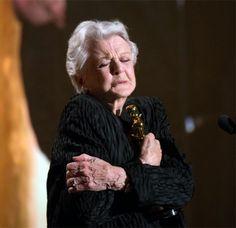 Angela Lansbury - Honorary OSCAR 2013