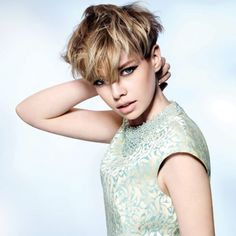 Short hairstyles: Update your look this season - Short Hairstyles 2013 - Woman And Home