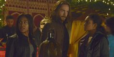 Ichabod, Abbie and Jenny are off to track down Nick Hawley.