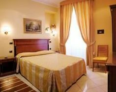 Hotel Meridiana: Rome, Italy. About $120 per night