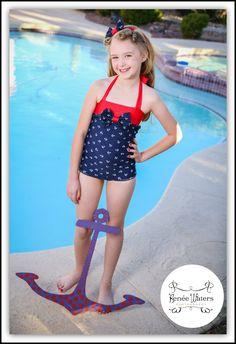 Model Rori Styled and Photographed by Renee Waters Photography Swimsuit by Marlee Ju Boutique