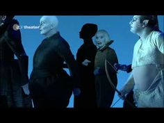 Bob Wilsons Interpretation von Shakespeares Sonnetten (2) - YouTube