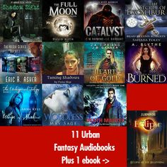 Urban Fantasy Audiobook Giveaway http://audiobookaccess.com/giveaways/urban-fantasy-audiobook-giveaway/?lucky=2701