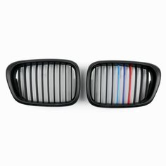 Mad Hornets - Front Fence Grill Grille ABS Matt Mesh BMW 5-Series E39 (2001-2004) Black M Color, $49.99 (http://www.madhornets.com/front-fence-grill-grille-abs-matt-mesh-bmw-5-series-e39-2001-2004-black-m-color/)