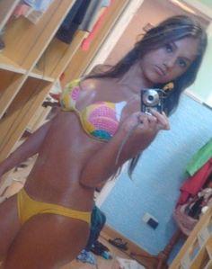 young slut selfies