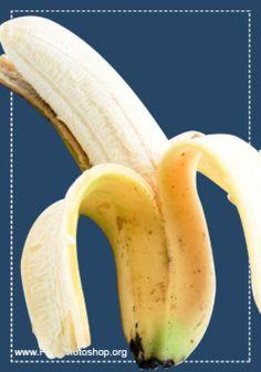 Banana peel PSD Free Psd