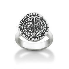 Pieces of Eight Ring #JamesAvery