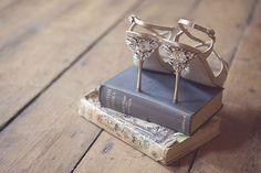 crystal-encrusted Miu Miu wedding shoes