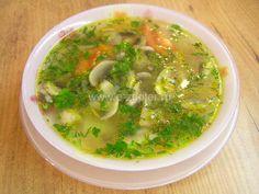 Постный картофельный суп с грибами от Цептер (Zepter) 2