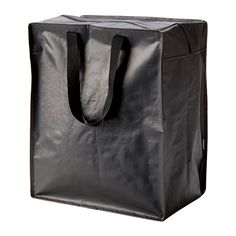 KNALLA Bag - black - IKEA Perfect extra bag for purchases if you're just travelling with carry-on