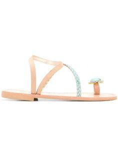 Shop Christina Fragista Sandals Kefalonia sandals .