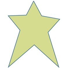 Star Shape Templates and Patterns | ... studio shop studio dies geometric stars studio star primitive 3 small