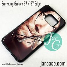 Daryl Phone Case for Samsung Galaxy S7 & S7 Edge