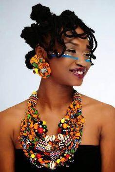 Wishlist! Beautiful Ankara accessories