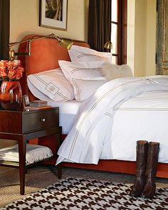 South Shore Decorating Blog: From My Design Files: Gorgeous Bedrooms of All Styles