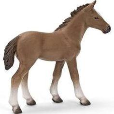 Schleich Horses Hanoverian Foal - Craft Supplies