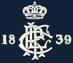 ROB HOWELL 1839 CROWN MONOGRAM for RUGBY RALPH LAUREN