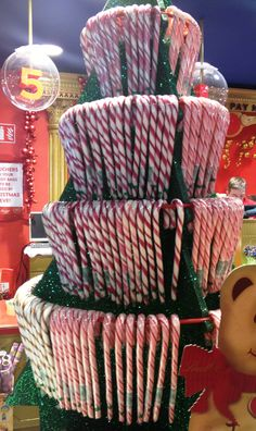No stocking would be complete without a candy cane!! Just €2 from Hamley's Toy Store.