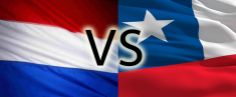 kijk hier Nederland - Chili  LIVE