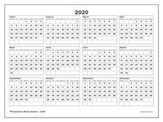 Calendario 2020 - Michel Zbinden IT Print Calendar, Free Printable Calendar, Yearly Calendar, Free Printables, Bullet Journal 2018, Scrapbook Albums, Scrapbooking, Filofax, Scrapbooks