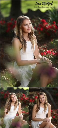 Senior Pictures of a Beautiful Dancer in Organic Locations - by Dallas Photographer Lisa McNiel Senior Photos Girls, Senior Girls, Senior Pictures, Cute Banners, Flower Mound, White Sundress, Senior Portraits, Cute Girls, Beautiful People
